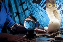 νεκρομάντης Στοκ εικόνες με δικαίωμα ελεύθερης χρήσης
