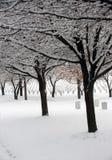 νεκροταφείο αποδοκιμ&alpha Στοκ φωτογραφίες με δικαίωμα ελεύθερης χρήσης
