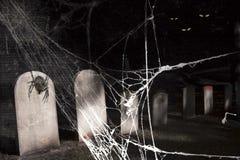 νεκροταφείο αποκριές απ Στοκ Εικόνες