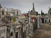 Νεκροταφείο Λα Recoleta, Μπουένος Άιρες, Αργεντινή Στοκ Φωτογραφίες