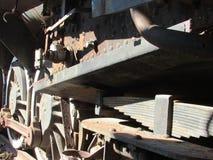 Νεκροταφείο μηχανών ατμού στο ανατολικό ακρωτήριο Queenstown Στοκ φωτογραφία με δικαίωμα ελεύθερης χρήσης