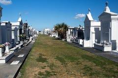 νεκροταφείο Νέα Ορλεάνη Στοκ εικόνες με δικαίωμα ελεύθερης χρήσης