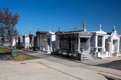νεκροταφείο Νέα Ορλεάνη Στοκ εικόνα με δικαίωμα ελεύθερης χρήσης