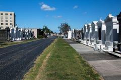 νεκροταφείο Νέα Ορλεάνη Στοκ Εικόνες
