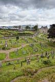 Νεκροταφείο σε Stirling Στοκ Φωτογραφίες