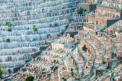 Νεκροταφείο στο Χονγκ Κονγκ, Ασία Στοκ Φωτογραφίες