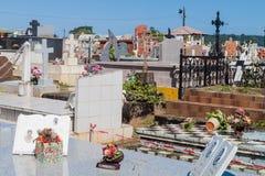 Νεκροταφείο στο Cayenne στοκ φωτογραφίες με δικαίωμα ελεύθερης χρήσης
