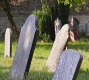νεκροταφείο της Αγγλία&si Στοκ φωτογραφία με δικαίωμα ελεύθερης χρήσης