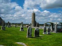 Νεκροταφείο της Ιρλανδίας Στοκ φωτογραφίες με δικαίωμα ελεύθερης χρήσης