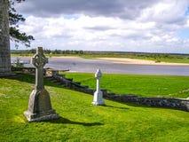 Νεκροταφείο της Ιρλανδίας Στοκ Εικόνα