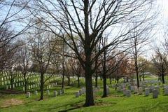 Νεκροταφείο του Άρλινγκτον Στοκ Εικόνα