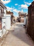 Νεκροταφείο του Σαιντ Λούις στοκ φωτογραφίες