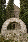 Νεκροταφείο των ηρώων Aquileia, Ιταλία Στοκ εικόνα με δικαίωμα ελεύθερης χρήσης