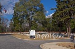 νεκροταφείο Φλωρεντία εθνική στοκ εικόνες