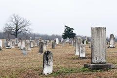 νεκροταφείο χωρών Στοκ φωτογραφία με δικαίωμα ελεύθερης χρήσης