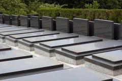 νεκροταφείο Στοκ φωτογραφίες με δικαίωμα ελεύθερης χρήσης