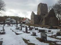 Νεκροταφείο Στοκ Εικόνα