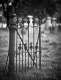 Νεκροταφείο Στοκ Εικόνες