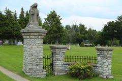 Νεκροταφείο στοκ φωτογραφία με δικαίωμα ελεύθερης χρήσης