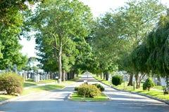Νεκροταφείο Calvary Στοκ Φωτογραφία