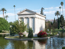Νεκροταφείο Hollywood για πάντα - κήπος των μύθων Στοκ Εικόνα