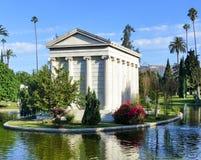 Νεκροταφείο Hollywood για πάντα - κήπος των μύθων Στοκ εικόνα με δικαίωμα ελεύθερης χρήσης