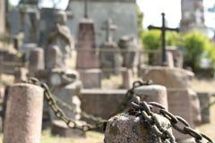 Νεκροταφείο Rasos Στοκ Φωτογραφίες
