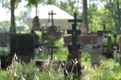 Νεκροταφείο Rasos Στοκ φωτογραφία με δικαίωμα ελεύθερης χρήσης