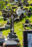 Νεκροταφείο Toowong Στοκ εικόνες με δικαίωμα ελεύθερης χρήσης