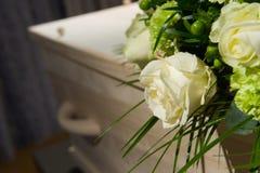 νεκροτομείο φέρετρων Στοκ Εικόνα