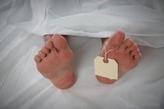 νεκροτομείο Στοκ εικόνες με δικαίωμα ελεύθερης χρήσης
