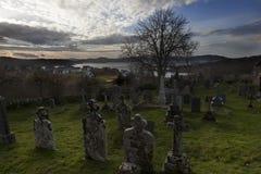 νεκρόπολη Στοκ φωτογραφία με δικαίωμα ελεύθερης χρήσης