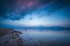 Νεκρός κόσμος θάλασσας Στοκ εικόνα με δικαίωμα ελεύθερης χρήσης