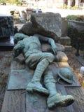 Νεκρός στρατιώτης αναφερόμενος για πάντα στοκ φωτογραφίες με δικαίωμα ελεύθερης χρήσης