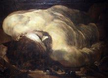 Νεκρός Χριστός στοκ φωτογραφία