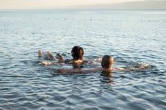 Νεκρό θέρετρο θάλασσας, Ιορδανία Στοκ φωτογραφία με δικαίωμα ελεύθερης χρήσης