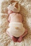 Νεογέννητος Στοκ φωτογραφία με δικαίωμα ελεύθερης χρήσης