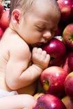 νεογέννητος Στοκ Φωτογραφία