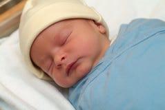 Νεογέννητο μωρό Στοκ Φωτογραφία