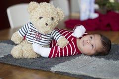 Νεογέννητο μωρό Στοκ Εικόνες
