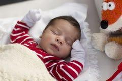 Νεογέννητο μωρό Στοκ Φωτογραφίες