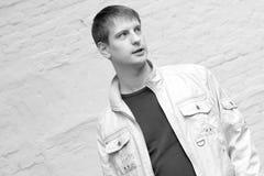 νεολαία πορτρέτου Στοκ εικόνα με δικαίωμα ελεύθερης χρήσης