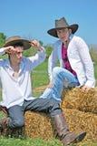 νεολαίες αγροτών Στοκ εικόνα με δικαίωμα ελεύθερης χρήσης