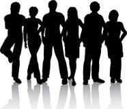 νεολαίες ανθρώπων ελεύθερη απεικόνιση δικαιώματος