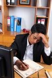 νεολαίες ανώτατων στελεχών επιχείρησης Στοκ Εικόνα