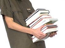 νεολαίες ατόμων βιβλίων Στοκ Εικόνες
