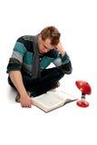 νεολαίες ατόμων βιβλίων Στοκ Εικόνα