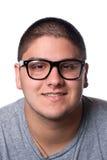 νεολαίες ατόμων γυαλιών ne Στοκ Φωτογραφίες