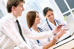 νεολαίες γιατρών στοκ φωτογραφία