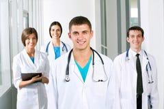 νεολαίες γιατρών στοκ εικόνες